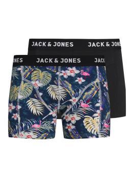 JACK & JONES - Boxershorts Trunks Unterhose - 2er-Pack - JACSUMMER