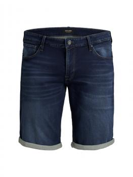 "JACK & JONES - in Übergröße / PlusSize - Herren Jeans-Shorts - ""blue denim"" - JJIRICK JJICON - GE850"